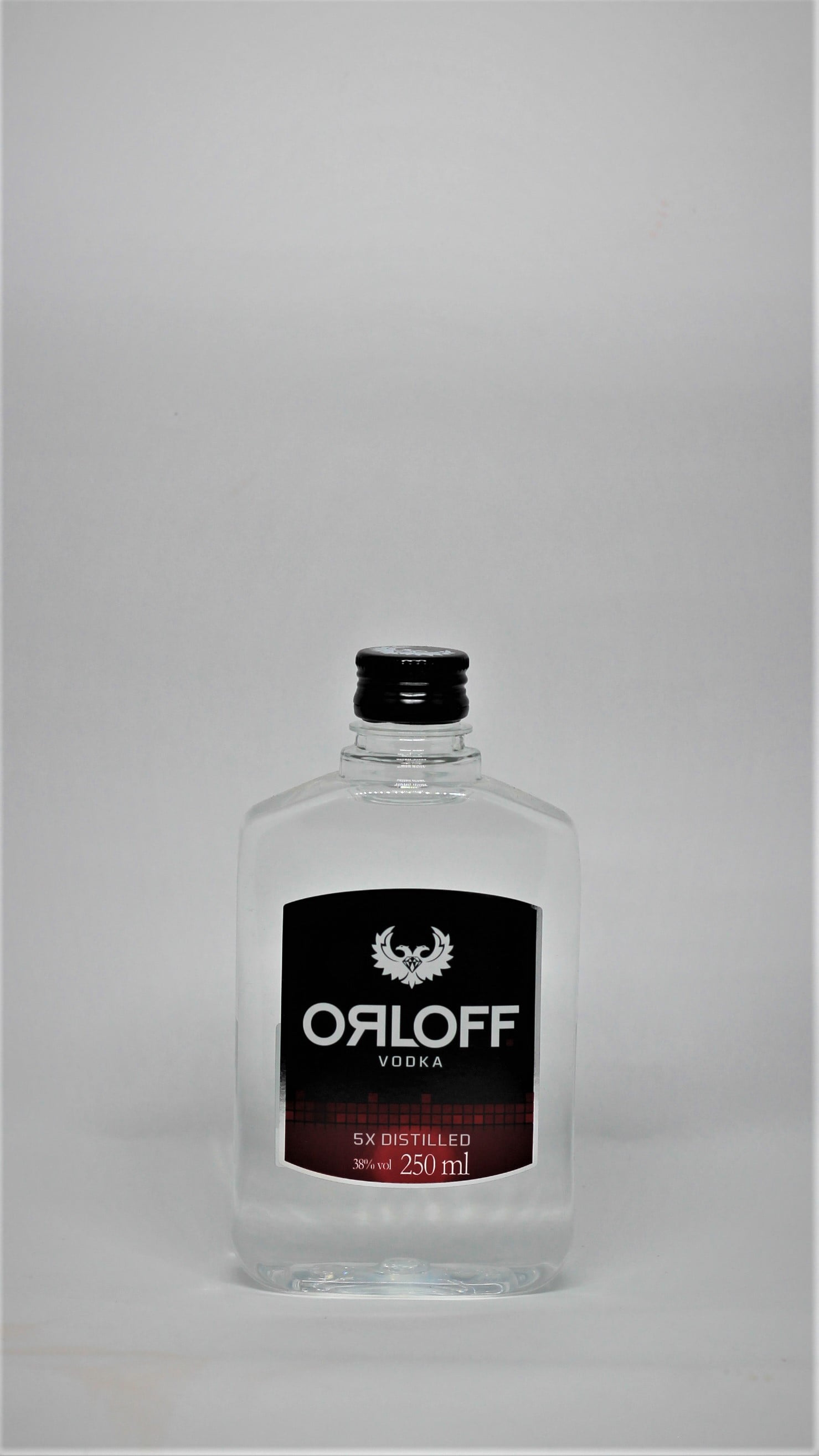 VODKA NACIONAL ORLOFF - 250 ml