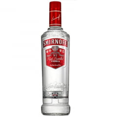 VODKA SMIRNOFF RED - 600ml