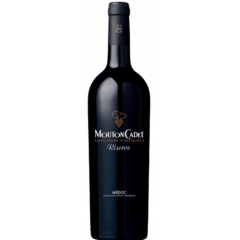 VINHO TINTO FRANCES MOUTONCADET BORDEAUX - 2016 - 750ML