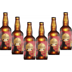 CERVEJA ARTESANAL AMERICAN PUNCH IPA - 500ml - LEVE 6 PAGUE 5