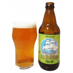 CERVEJA ARTESANAL DORTMUND OLD SHIP - 300ml