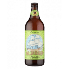CERVEJA ARTESANAL DORTMUND OLD SHIP - 600ml