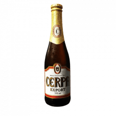 CERVEJA CERPA EXPORT - LONG NECK - 350 ml