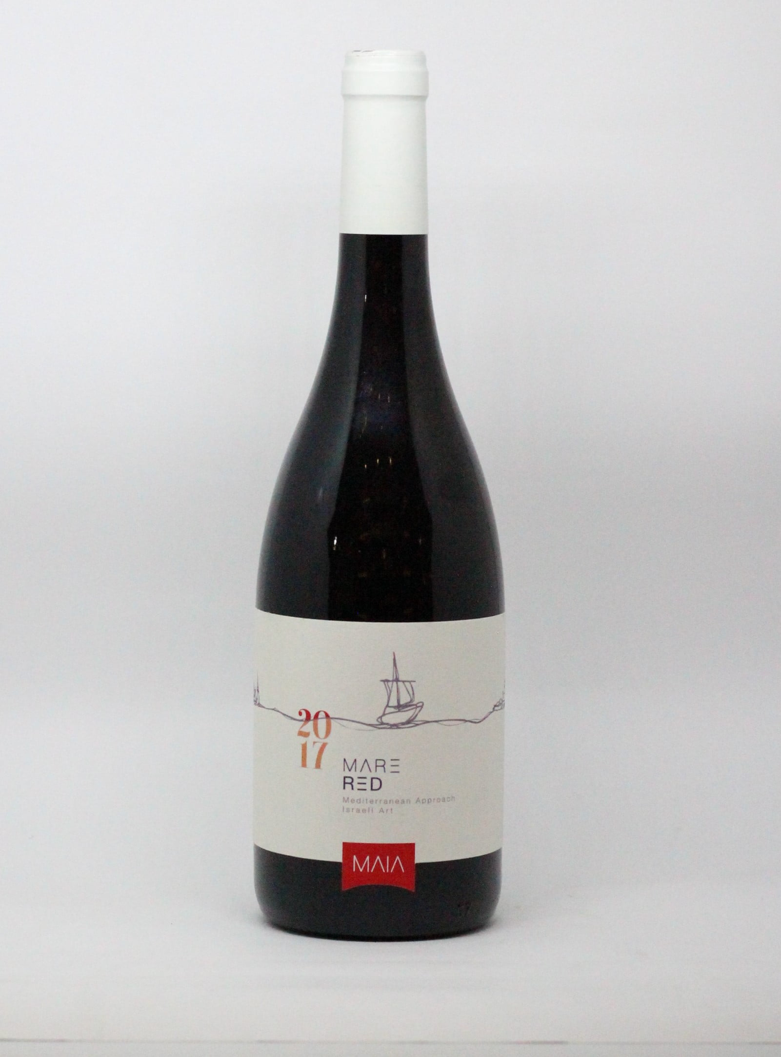 VINHO TINTO MARE RED 2017 - KOSHER